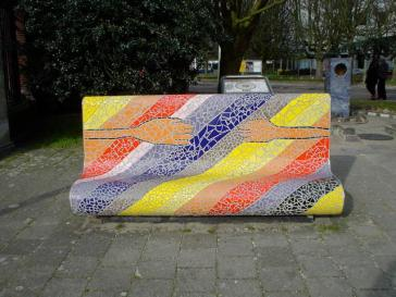 Peace Bench